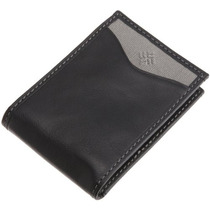 Billetera Columbia Mens Front Pocket Wallet With Center Mone