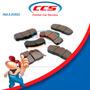 Pastilla Trasera Xtnd/pad Kia Sorento Xm 3.5 4x4 09+ 1284