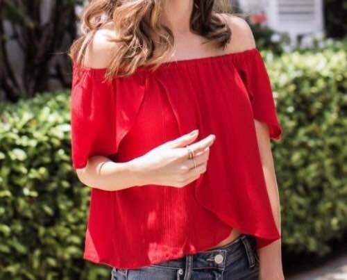 Blusas para mujer Limonni LI738 Campesinas