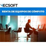 Renta De Equipos De Computo+ Impresoras+portatiles+videobeam