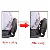 Soporte Descansa Espalda Lumbar Ergonomico Oficina Carro