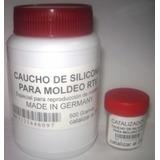 Caucho De Silicona Para Moldes Y Reproducción De Modelos