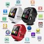 Reloj Inteligente U8, Bluetooth,touch,microfono, Altavoz,usb