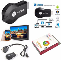 Convierte Tv Lcd Led En Smart Tv Android Hdmi Wifi Dongle