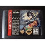 Batman Forever Sega Génesis