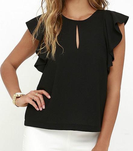 Blusas para mujer Limonni LI1023 Casuales
