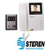 Citófono Alámbrico Con Monitor A  Color Mas Envio Gratis