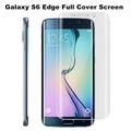 Screen Protector Pantalla Galaxy S6 Edge Borde Curvado