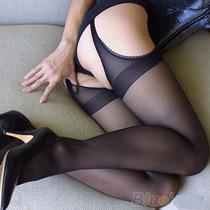 Sexys Panty Medias Liguero Malla En Nylon Y Spandex