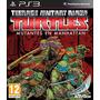 Juego Ps3 Tortugas Ninja: Mutantes En Manhattan - G0004855