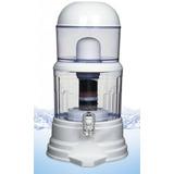 Filtro Purificador De Agua De 14 Litros + Repuesto Gratis