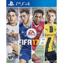 Fifa 17ps4 Formato Digital  Juega Con Tuperfil