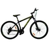 Bicicletas Gw Lince Shimano 7 Vel. Rin 29 F. Disco Suspe