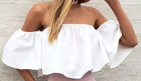 Blusas para mujer Limonni LI1001 Campesinas