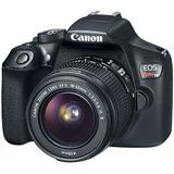 Cámara Canon T6 Kit 18-55mm Is Ii Full Hd.