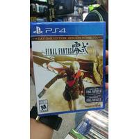 Final Fantasy Tipe 0 Hd Ps4 Envió Gratis Todo Colombia