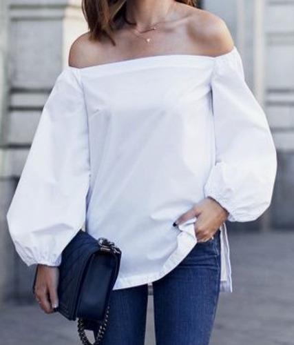 Blusas para mujer Limonni LI704 Campesinas