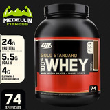 Proteína 100% Whey Gold Standard 5lb - Optimum Nutrition