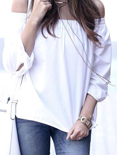 Blusas para mujer Limonni LI057 Campesinas