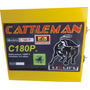 Impulsor Cerca Eléctrica 40km 250ha 110vac Cattleman C180p.