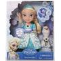 Muñeca Elsa Disney Frozen Olaf Original Entrega Inmediata