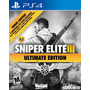 Nuevo Fisico Ps4 Sniper Elite Iii 3 Ultimate Edition