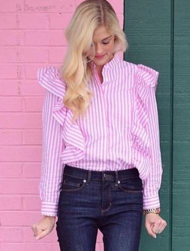 Blusas para mujer Limonni LI311 Camiseras