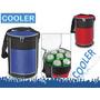Lonchera Circular Cooler