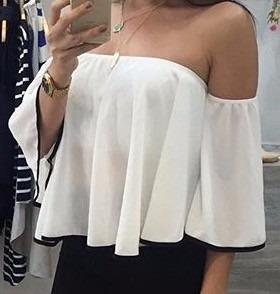 Blusas para mujer Limonni LI892 Campesinas
