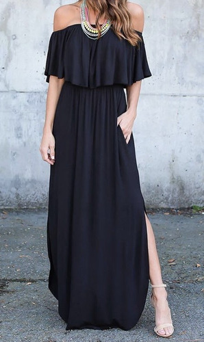 Vestidos para mujer Limonni LI475 Largos elegantes Fiesta