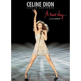 Dion Celine A New Day... Live In Las Vegas Dvd X 2 Nuevo