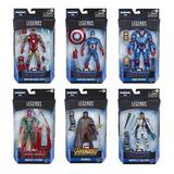 Avengers: Endgame Marvel Legends Baf Thor Set De 6 Figuras