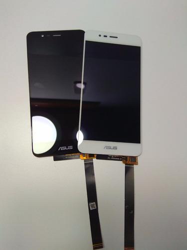 Kit Respuesto Original Asus Zenfone 3max Zc520tl +protector