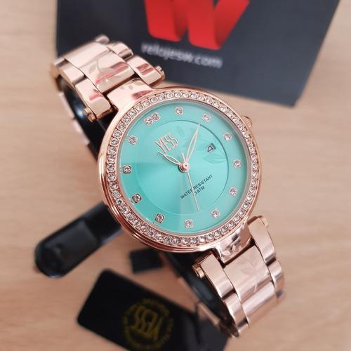 Reloj Yess Dama Oro Rosa Ref. S14912s - Envío Gratis 481f5c0f0643