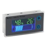 Monitor Baterí, Drok 10-100v Probador Capacidad  Baterí D