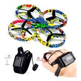 Drone Control Mano Reloj Inteligente Sensor Obstáculos 928