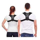 Corrector De Postura Espalda Hombres Y Mujeres Unisex