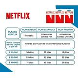 Codigo O Pin De Regalo Netflix Prepag