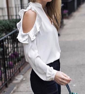 Blusas para mujer Limonni LI563 Campesinas