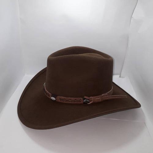 82f5c046cc Sombrero Vaquero En Fieltro Referencia Montana Troya