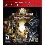 Mortal Kombat Vs Dc Universe Ps3 Digital Completo Disponible