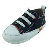 Tenis Zapatos Bebe Tipo Converse Pocholin Varios Colores