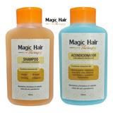 Magic Hair Shampoo Y Acondicionador C - kg a $60000