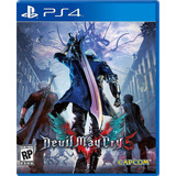 Devil Maycry 5 Dmc 5 Ps4 Fisico Disponible Ya!