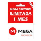 Mega Pro Ilimitada 30 Días, Envió Inmediato Cuenta Ofic. M L