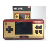 Mini Consola Portatil Retro Family Pocket 638 Juegos Nintend