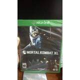 Xbox One Mortal Combat Xl Nuevo Sellado Vendo Cambio