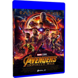 Avengers - Infinity War (2018) Película Fullhd Digital