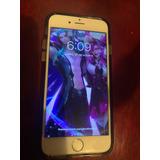 iPhone 6 De 128gb Gold Libre Imei Y Icloud