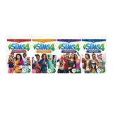Los Sims 4 Deluxe + Expansiones (origin) Pc / Mac (cuenta)